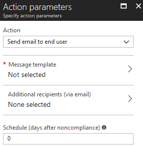 Intune Notification Actions